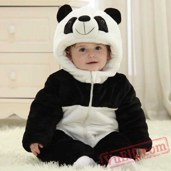 Baby Panda Kigurumi Onesie Costume