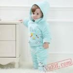Baby Kitten Kigurumi Onesie Costume
