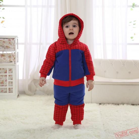 Baby Spider Kigurumi Onesie Costume