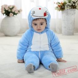 Baby Cute Cat Kigurumi Onesie Costume