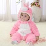 Baby Rabbit Kigurumi Onesie Costume