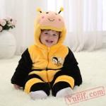 Baby Bee Kigurumi Onesie Costume
