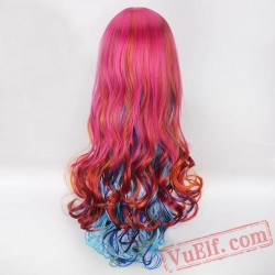 Colored Lolita Wigs for Women