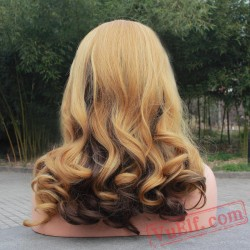 Colored Wigs for Women