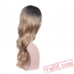 Gold Wigs for Women