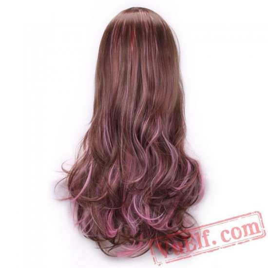 Long Cosplay Wigs for Women
