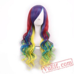 Curly Cosplay Wigs for Women