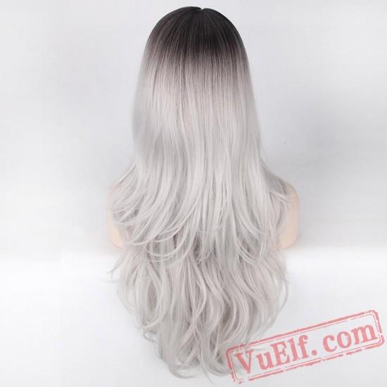 Fashion Long Curly Wigs for Women