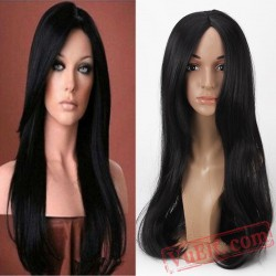 Long Curly Halloween Witch Cosplay Wigs for Women