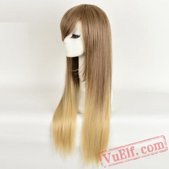 Long Straight Wigs for Women