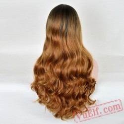 Long Curly Cosplay Wigs for Women