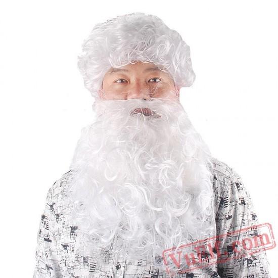 Santa Claus Wigs