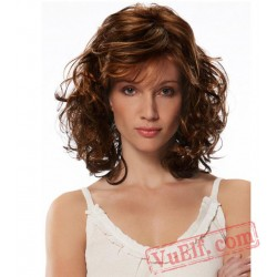 Short Curly Fashion Wigs for Women