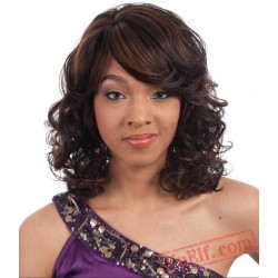 2017 Fashion Short Curly Wigs for Women