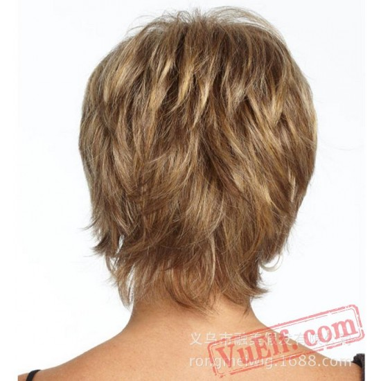 Fashion Puffy Wigs for Women
