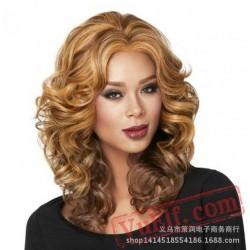 Long Curly Wigs for Women