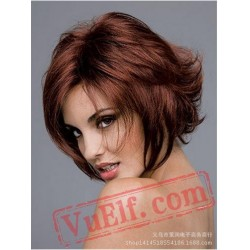 Short Curly Cosplay Wigs for Women