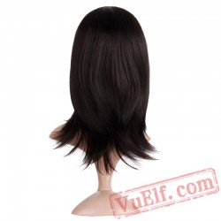 Curly Natural Brown Black Wigs Black Women Hair Wig Hair
