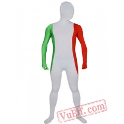 Scotland Flag Zentai Suit - Spandex BodySuit | Full Body Costumes