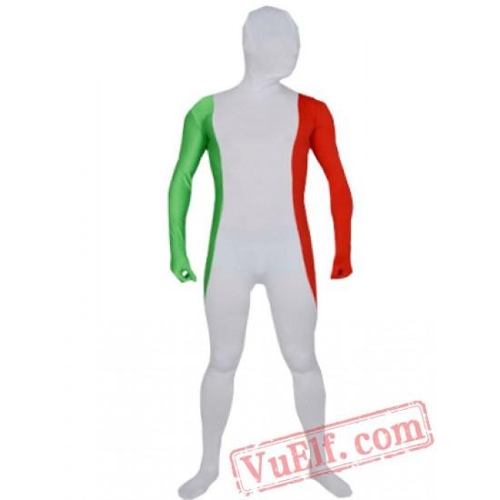 Scotland Flag Zentai Suit - Spandex BodySuit | Full Body Costumes