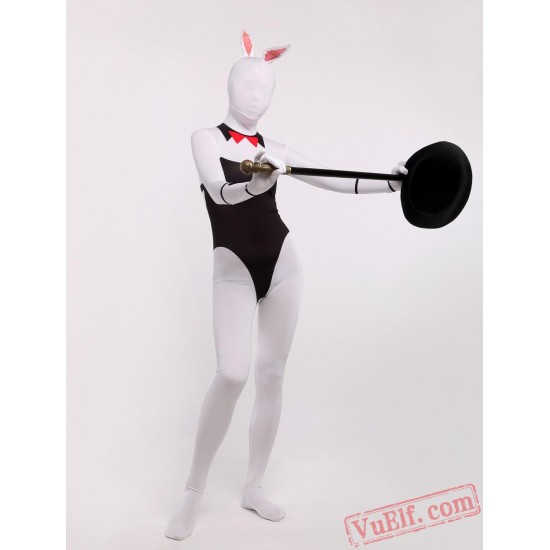 Bunny Zentai Suit - Spandex BodySuit   Full Body Costumes