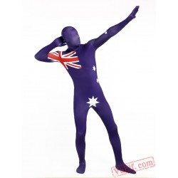 OZ Flag Zentai Suit - Spandex BodySuit | Full Body Costumes