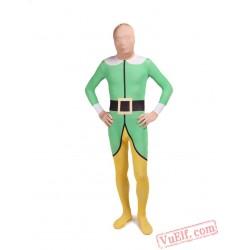 Elf Costumes - Lycra Spandex BodySuit | Zentai Suit