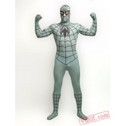 Black Stripe Spiderman Zentai Suit - Spandex BodySuit