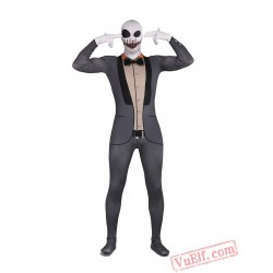 Demon Costumes - Lycra Spandex BodySuit | Zentai Suit