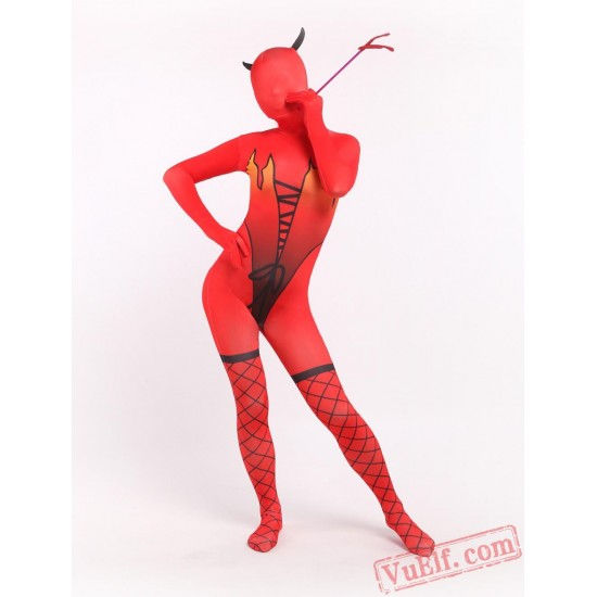 Pocket Monster Lycra Spandex BodySuit | Zentai Suit