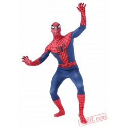 Spiderman Zentai Suit - Spandex BodySuit | Costumes