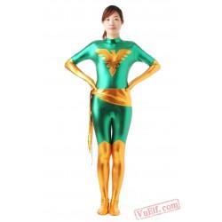 X-Men Marvel Girl Costumes - Lycra Spandex BodySuit | Zentai Suit