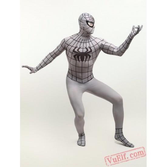 Flesh Spiderman Zentai Suit - Spandex BodySuit | Costumes