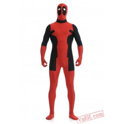 Deadpool Costumes - Zentai Suit | Spandex BodySuit