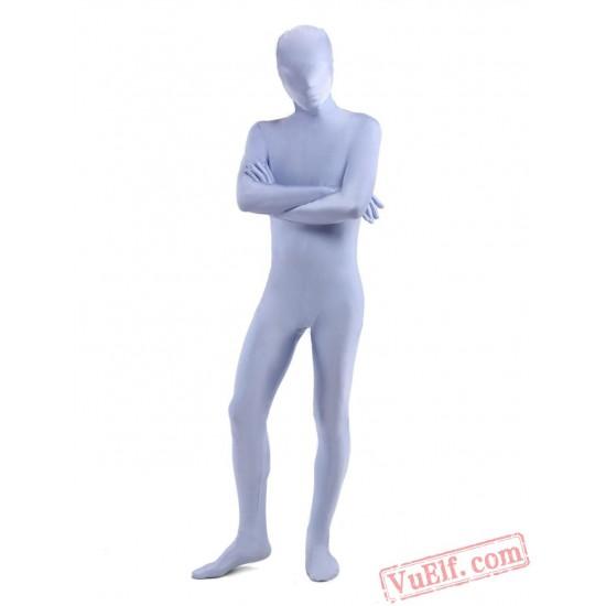 Solid Color Lycra Spandex BodySuit | Zentai Suit