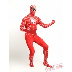 Red Spiderman Costumes - Zentai Suit | Spandex BodySuit