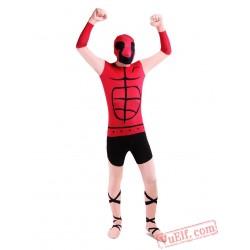 Cool Hero Costumes - Zentai Suit   Spandex BodySuit