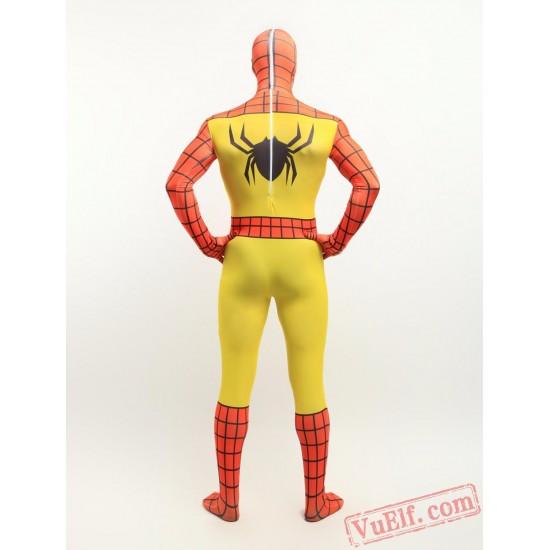 Spiderman costumes - Zentai Suit | Spandex BodySuit