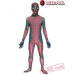 Deadpool Costumes - Zentai Suit   Spandex BodySuit
