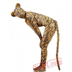 Tiger Zentai Suit - Spandex BodySuit | Full Body Costumes