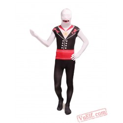 Black Zombie Costumes - Lycra Spandex BodySuit | Zentai Suit