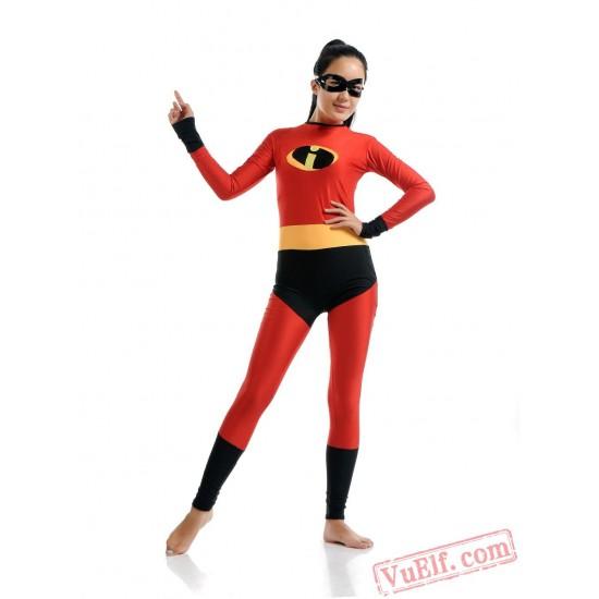 Superwoman Costumes - Zentai Suit | Spandex BodySuit
