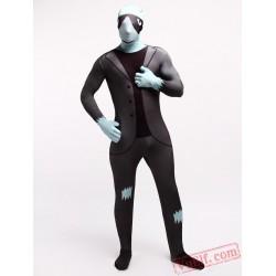 Character Criminal Costumes - Lycra Spandex BodySuit | Zentai Suit