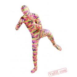 Colorful Cool Lycra Spandex BodySuit | Zentai Suit