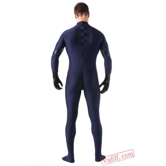 Four Human Torch Costumes - Lycra Spandex BodySuit | Zentai Suit