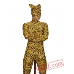 Leopard Zentai Suit - Spandex BodySuit | Full Body Costumes
