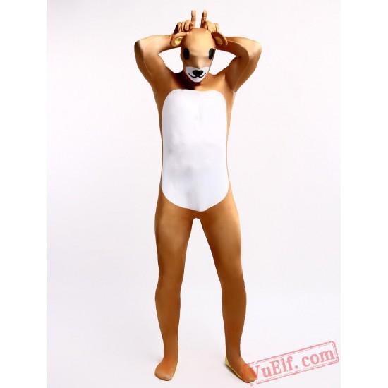 Bear Lycra Spandex BodySuit | Zentai Suit