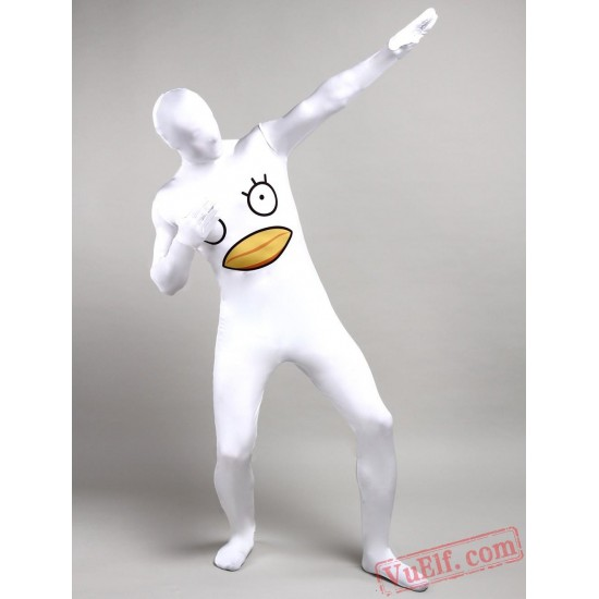 Duck Zentai Suit - Spandex BodySuit | Full Body Costumes