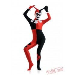 Clown Costumes - Lycra Spandex BodySuit | Zentai Suit