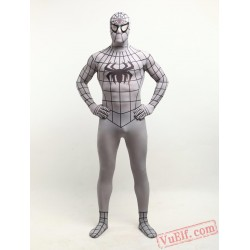 Flesh Spiderman Costumes - Lycra Spandex BodySuit | Zentai Suit